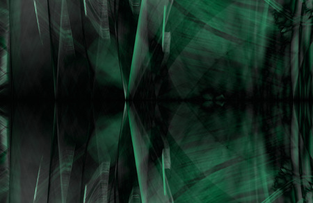 Abstract colorful background with a green colour