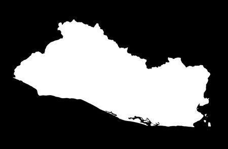 el salvadoran: Republic of El Salvador Stock Photo