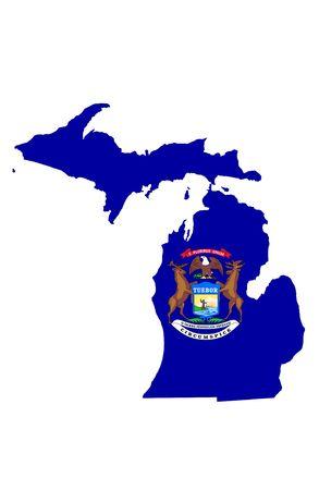 State of Michigan photo