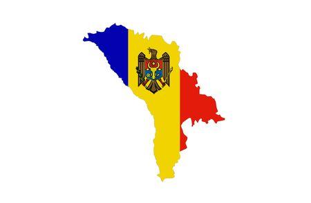 Republic of Moldova Фото со стока