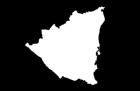 toltec: Republic of Nicaragua Stock Photo