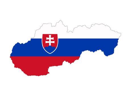 slovakia flag: Slovak Republic