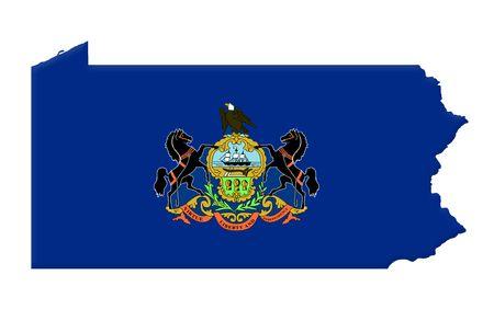 commonwealth: Commonwealth of Pennsylvania Stock Photo