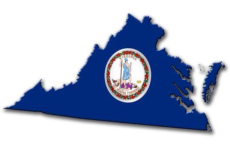 ridge: Virginia