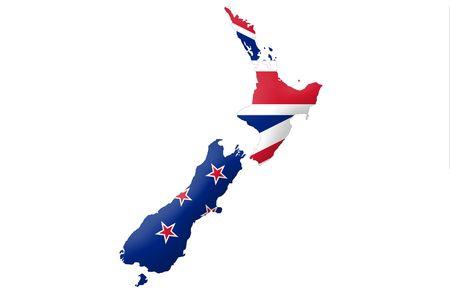 north island: New Zealand