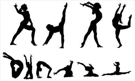 gymnastics: Gimnasia