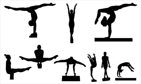 gymnastik: Gymnastik