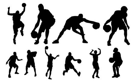 Basketball Stock Vector - 18724900