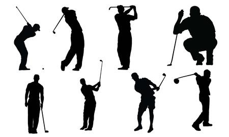 golf course: Golf