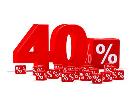 merciless: 40 percent