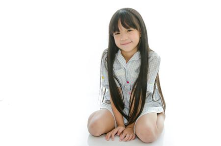 Little butiful asian girl