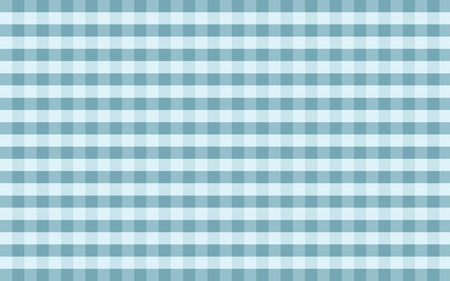 gingham: A pastel blue gingham background Stock Photo