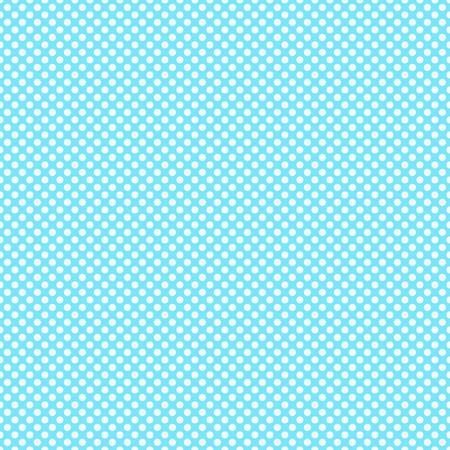 tiny: blue tiny Polka Dots Background Stock Photo