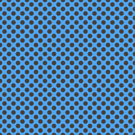 wallpaper dot: Gray polka dots on blue background