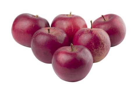 natural apples