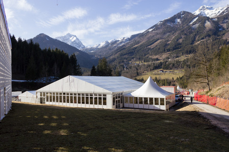 timekeeping: Ski Worldcup Hinterstoder 2016, Austria europe