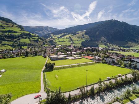 rauris: Rauris in Austria, mountain village in the Alps, Salzburg
