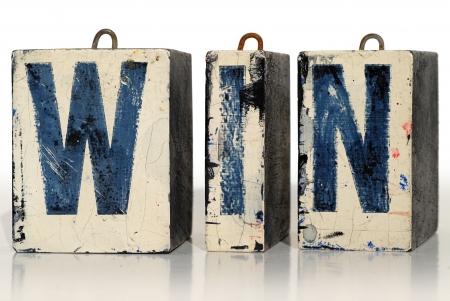 buchstabe: WIN