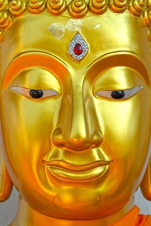glanz: Buddhastatue