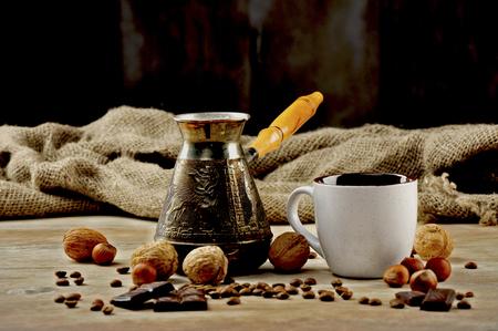 コーヒー静物