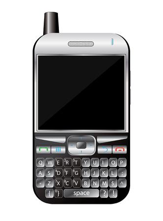 vector mobile cellphone Vector