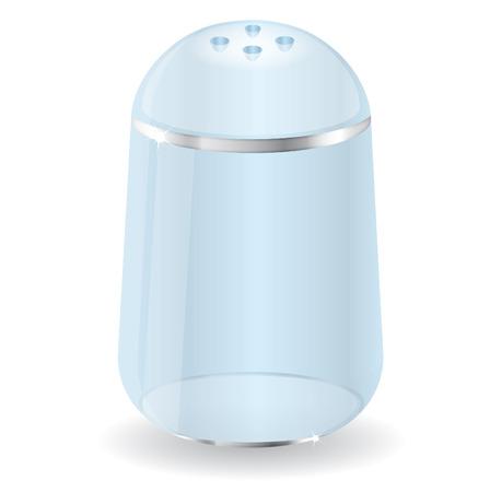 salt shaker: salt shaker