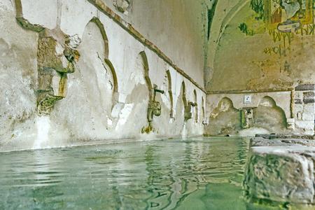 monumental: Bath monumental water Stock Photo