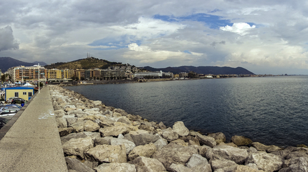 gash: coast Salerno