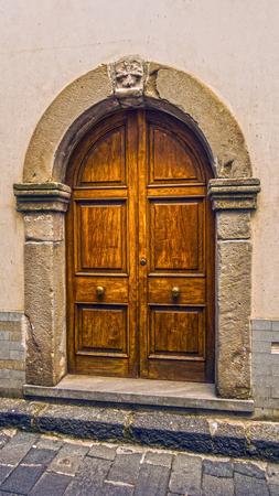 Ancient closed portal