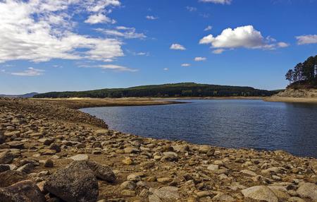 Shore of lake Bekita 355