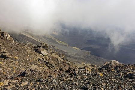 Valle del Bove on the slopes of Mount Etna 104