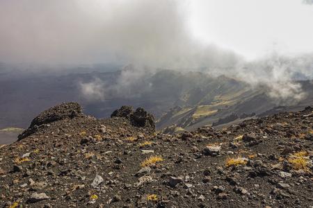Valle del Bove on the slopes of Mount Etna 83