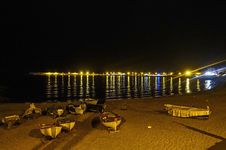 Giardini Naxos at night 12