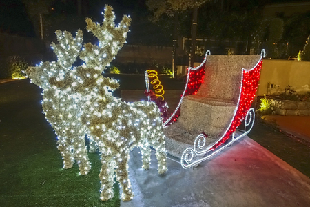 Santa's sleigh 16