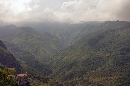 valley of fitalia Reklamní fotografie