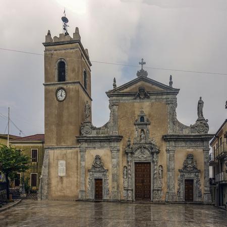 Mother Church of Frazzan? in the rain - 212
