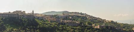 Overview of the city of Tivoli Reklamní fotografie