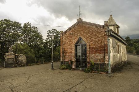 Church of SantAlfio in Contrada Magazzeni
