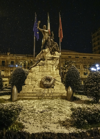 Monument to the fallen of Acireale - 63