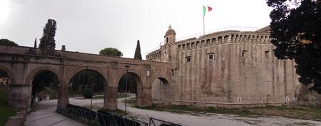 Castel SantAngelo Rome Redakční
