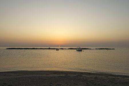 primo raggio di sole sul mare - 206