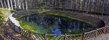 Mancuso village pond - 421c423