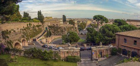 postcard of Rome 261c262