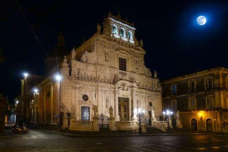 Basilica of San Sebastiano Acireale