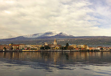 Postcard from Riposto Sicily - 59