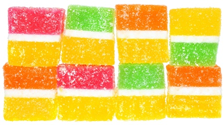 Candy on a white background. Stock Photo - 9017625