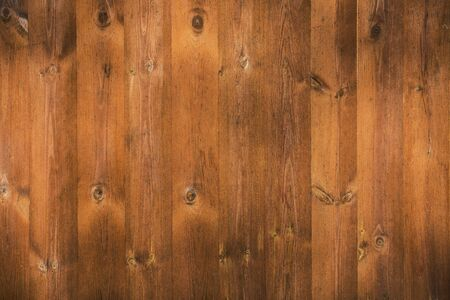 aged brown wood background with vertical strips