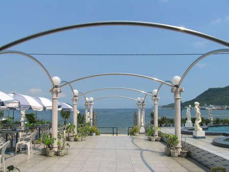 bottomless: Beach in Hong Kong