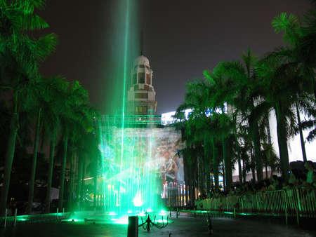 hong kong view holographic screen