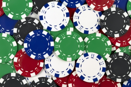 tokens: some poker tokens